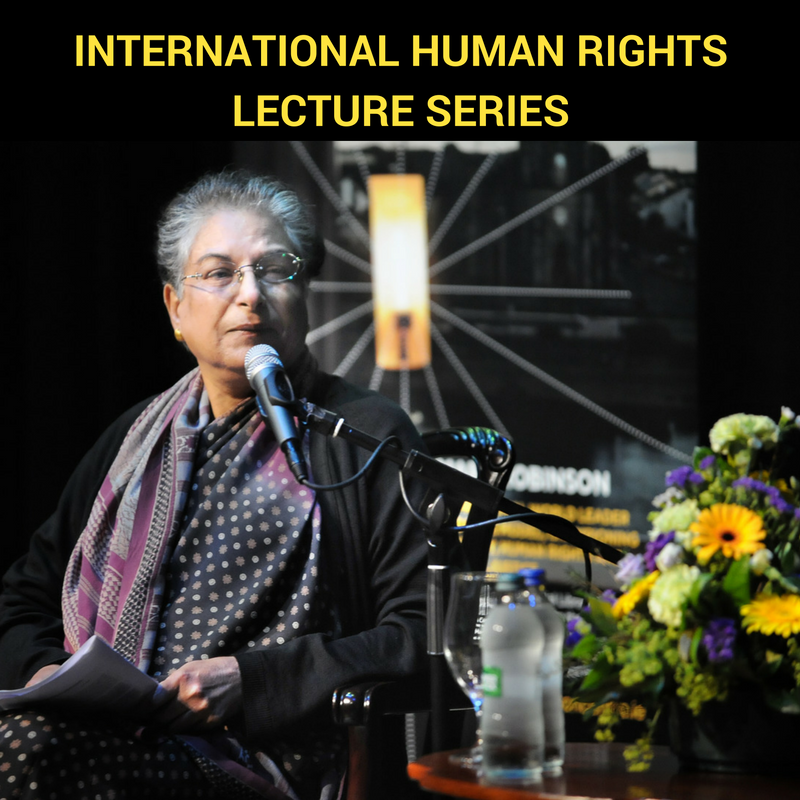International Human Rights Lecture Series